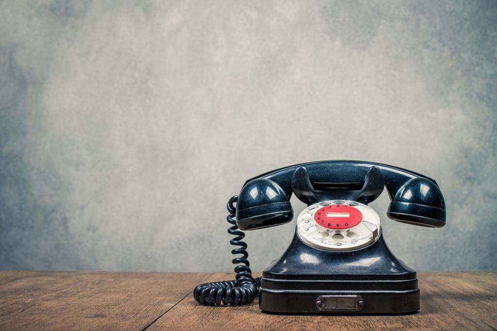Telefon  - Kontakt zur PR-Agentur